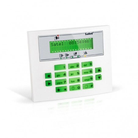 SATEL MANIPULATOR LCD INT-KLCDS-GR