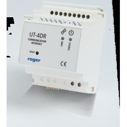 ROGER Interfejs RS485-Ethernet UT-4DR