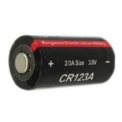 SATEL CR123A - BATERIA LITOWA DO...