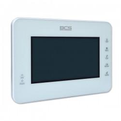 BCS-MONITOR WIDEODOMOFONOWY IP MON7000W