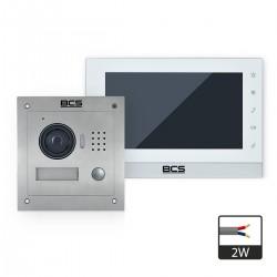 BCS-VD2W1 - ZESTAW JEDNORODZINNY...
