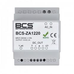 BCS-ZA1220 - ZASILACZ DO SYSTEMU...