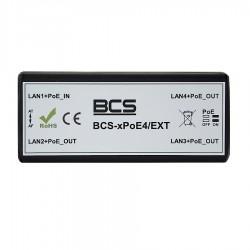 BCS-XPOE4/EXT - PRZEŁĄCZNIK SIECIOWY POE