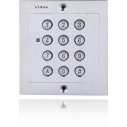 VIDOS - ZS600D - ZAMEK SZYFROWY