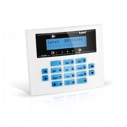 SATEL CA-10 BLUE-S - MANIPULATOR LCD