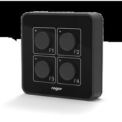 ROGER Panel przycisków funkcyjnych...